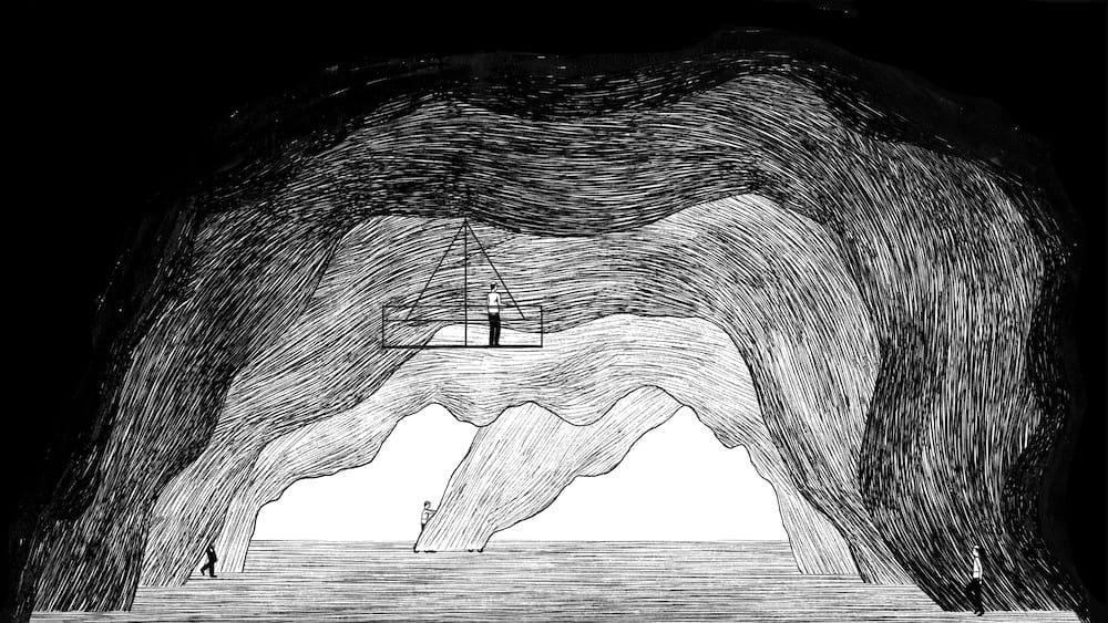Image extraite de la vidéo Stratum par Vincent Broquaire