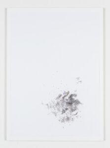 Michail Michailov, Dust to dust #96, coloured pencil on paper, 46 x 64 cm, 2020 ©Lisa Rastl