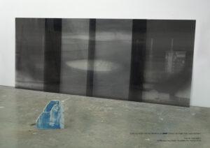 Pooya Abbasian, Série Lumen, Vue de l'exposition Le Radeau Des Cimes, Villa Belleville, 2020