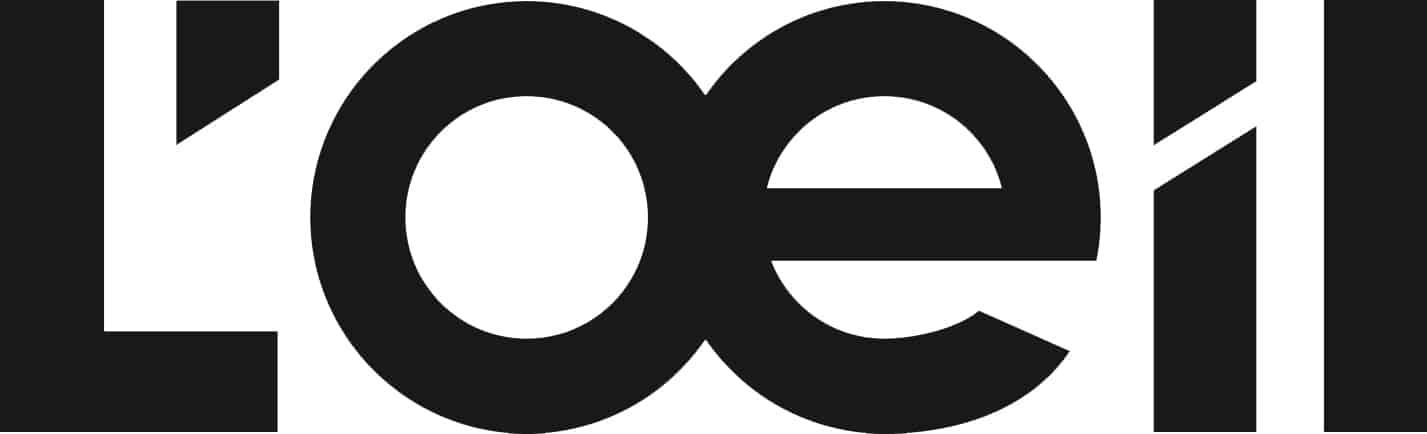 Logo L'oeil