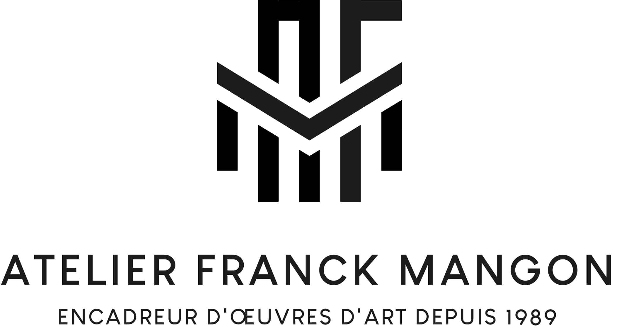 Logo Atelier Franck Mangon