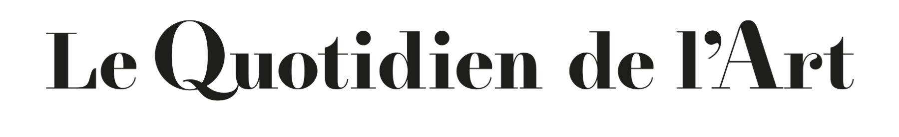 Logo Le Quotidien de l'art