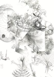 Claire Malrieux, DreamBank V1. Vue installation Biennale Némo, Autonomie zéro-