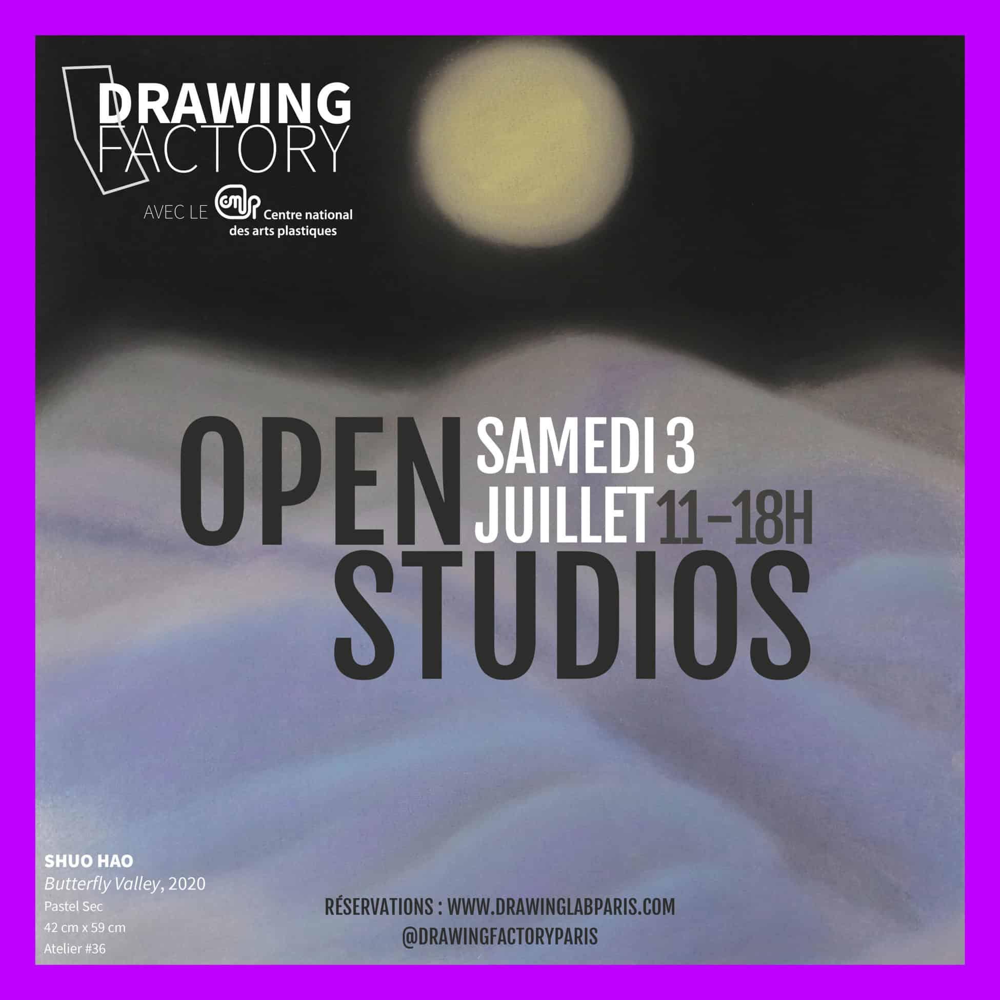 Carré Open Studios