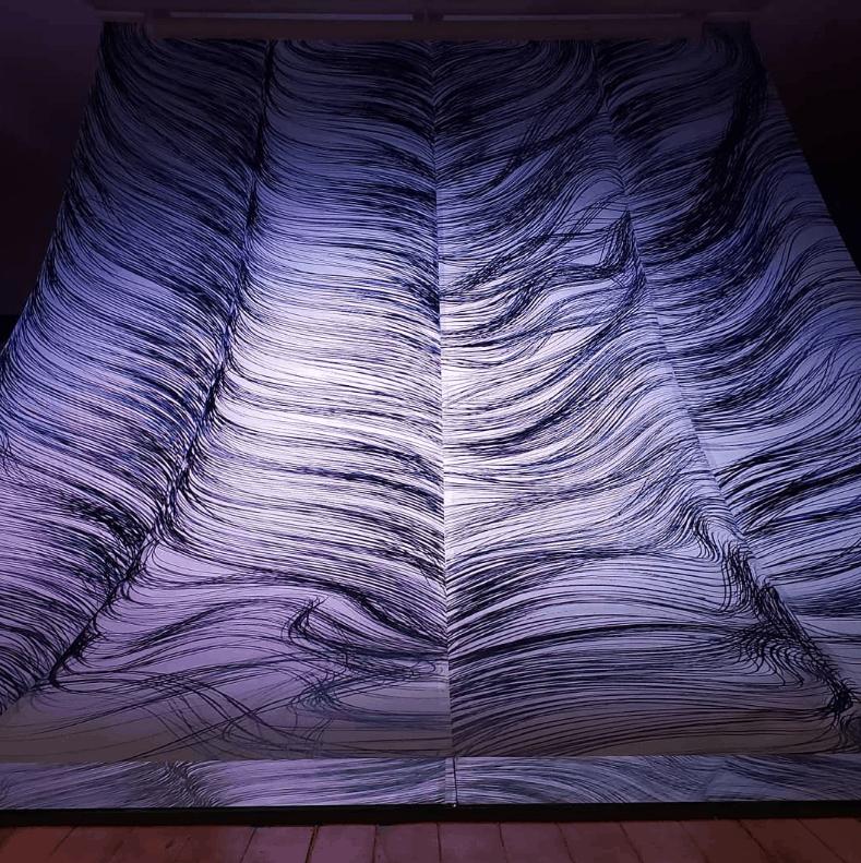 Jaanika Peerna, ICE MEMORY, 2021. © Gallery 222