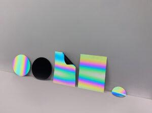 Amanda Riffo, Retina, sculpture, 2019