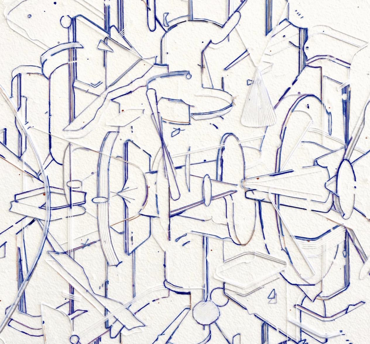 Keita Mori, Kasetsu no kasetsu, Galerie Putman