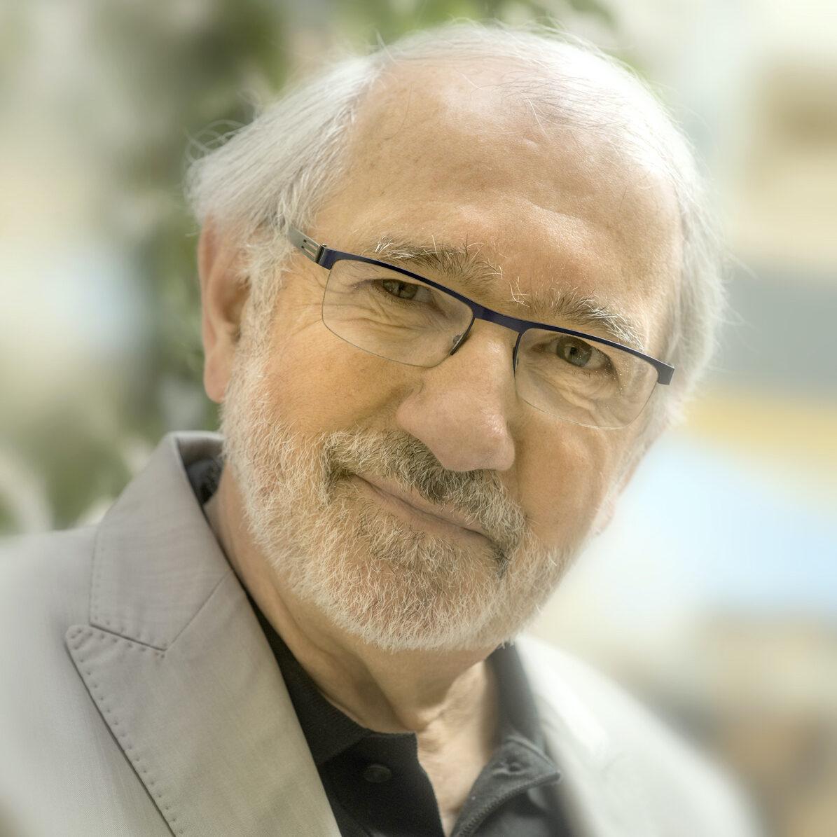 Portrait Philippe Piguet