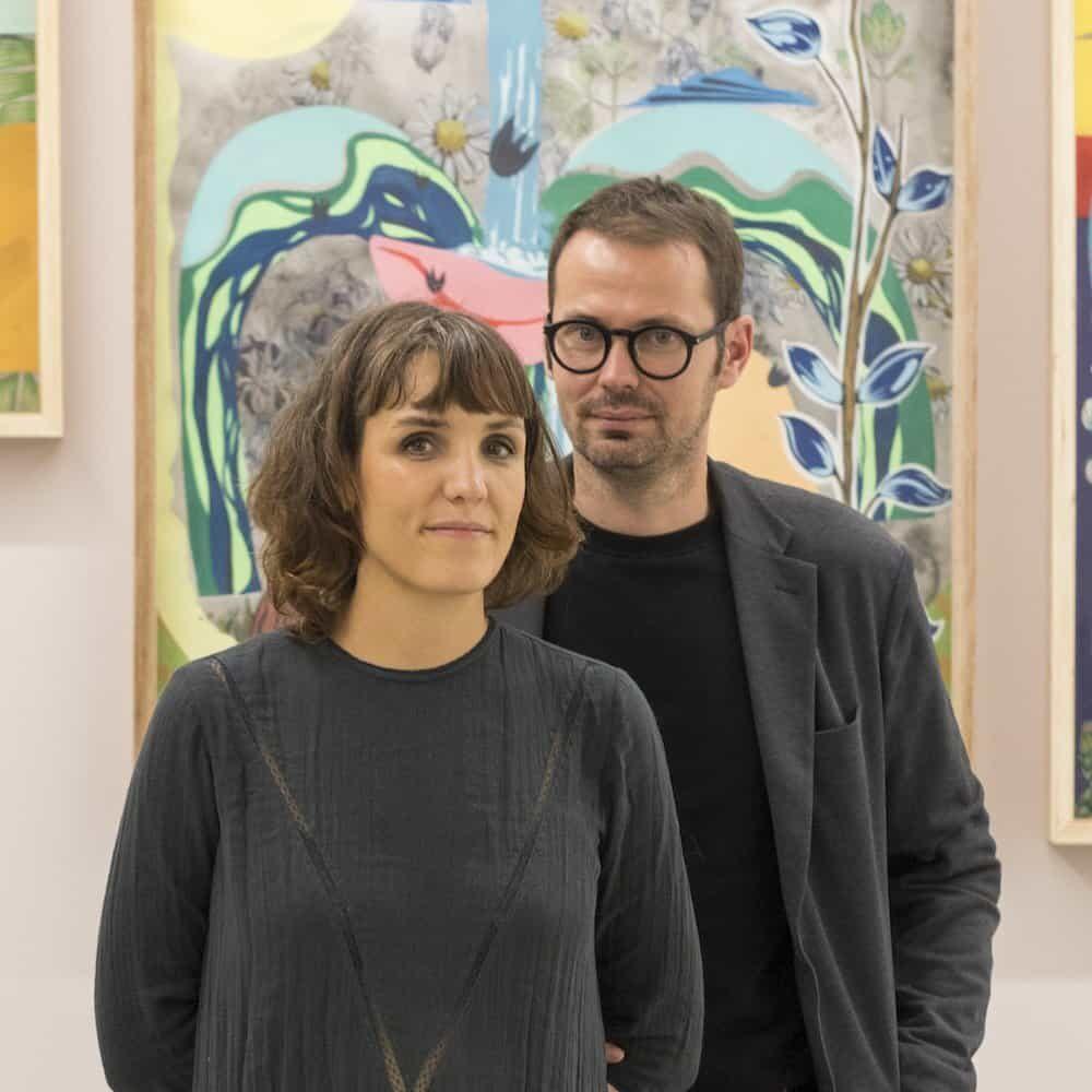 Portrait Alexandre et Florentine Lamarche-Ovize