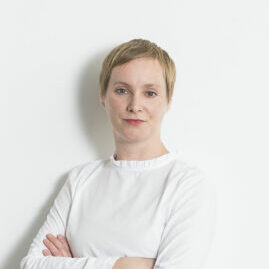 Portrait Judith Saupper © Eva Kelety