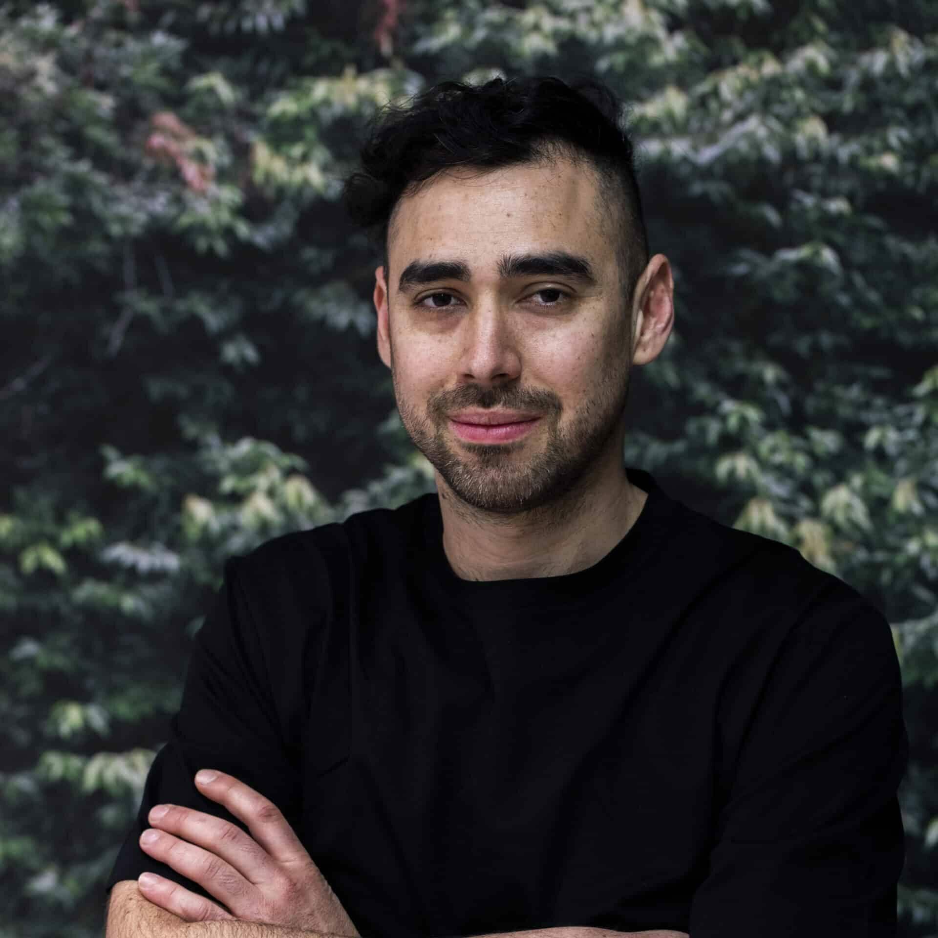 Portrait de Daniel Otero Torres © Olivier Lechat, Drawing Lab Paris