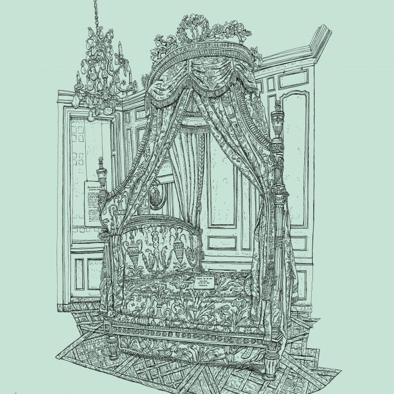 Christelle Téa, Musées dessinés, Musée Cognac-Jay